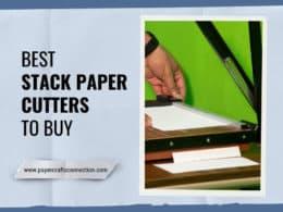 Best Stack Paper Cutters